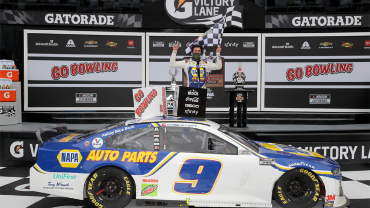 NASCAR O'Reilly Auto Parts 253 DraftKings DFS Picks